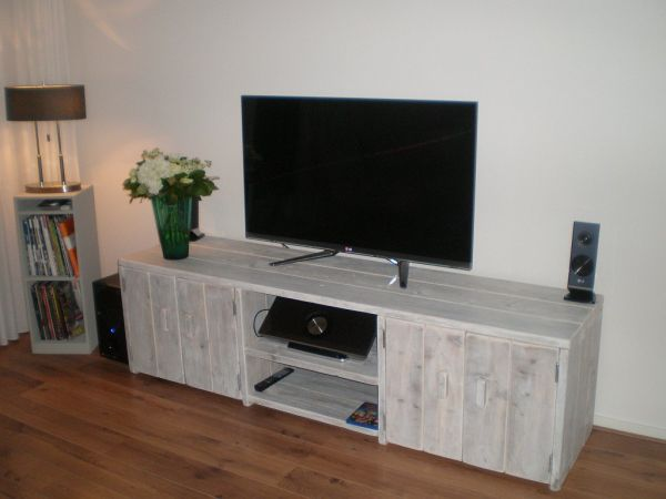 Tv audio 1 meubel steigerhout friesland